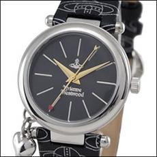 Vivienne Westwood ヴィヴィアンウエストウッド 腕時計 VV006BKBK レディース ORB オーブ
