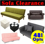[BLMG_SG] LAST STOCK SOFA/Clearance/Fabric/Leather/Sofabed/Kids/Storage/furniture/living