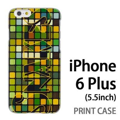 iPhone6 Plus (5.5インチ) 用『No2 60』特殊印刷ケース【 iphone6 plus iphone アイフォン アイフォン6 プラス au docomo softbank Apple ケース プリント カバー スマホケース スマホカバー 】の画像