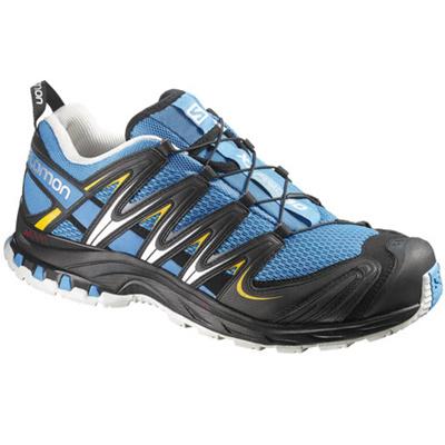 サロモン(SALOMON) プロ3D(XA PRO 3D) METHYL BLUE/LIGHT GREY-/BLACK L37079300 【アウトドアウェア スポーツウエア ランニングシューズ 靴 メンズ】の画像