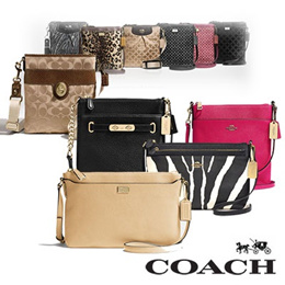 [Coach] department store Exclusive Sale Coach Swagger/Official Genuine Products