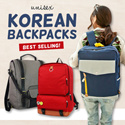 【CNY PROMO】[Free Qxpress]★Valentines Gift★Ship out IMMEDIATELY once GROUPBUYS DEAL IS ON★ Unisex Korean Version Shoulder bag etc Backpack School Bag Unisex backpack Men bag Lady Bag Women Bag