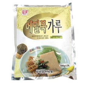 【韓国食品・韓国調味料】 ■メミルムッカル(そば粉500g)■の画像