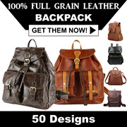 [Genuine Leather Bag] Full/Top Grain Cowhide Women Bag Handbag Tote Backpack Clutch Wallet