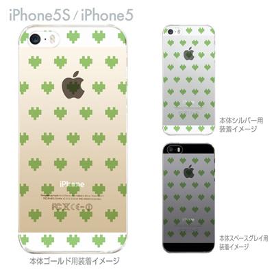 【iPhone5S】【iPhone5】【Clear Arts】【iPhone5sケース】【iPhone5ケース】【カバー】【スマホケース】【クリアケース】【クリアーアーツ】【デジタルハート】 47-ip5s-tm0006の画像