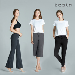 ★TESLA YOGA LOUNGE WEAR★ Women Sports pants/Pilates/Yoga/Fitness/