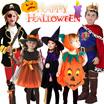 数量限定!「Halloween 」コスチュームコスプレ仮装キッズ 子供服 ハロウィン 悪魔  ハロウィン 海賊 男の子 女の子 おひさま巫女 悪魔