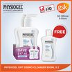 [GSK] Physiogel - DMT Dermo-Cleanser 900ml x 2 + 150ML FREE 【Use $10 Coupon】