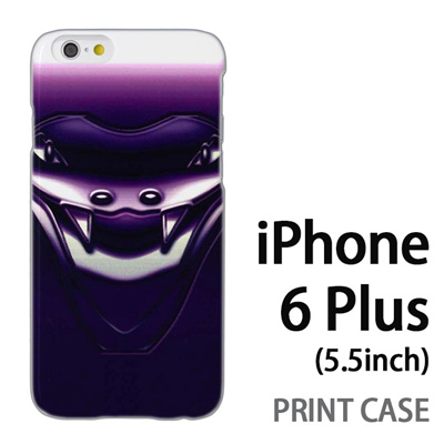 iPhone6 Plus (5.5インチ) 用『No2 64』特殊印刷ケース【 iphone6 plus iphone アイフォン アイフォン6 プラス au docomo softbank Apple ケース プリント カバー スマホケース スマホカバー 】の画像