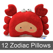 New! Lucky 12 Zodiac Pillow Cushion Bedding Decoration