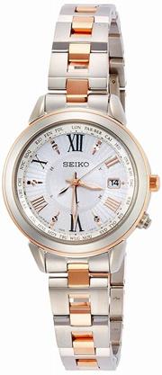 [ルキア]LUKIA 腕時計 LUKIA ラッキーパスポート SSQV020 レディース 腕時計