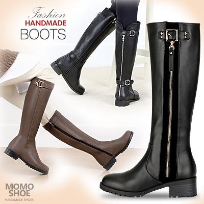 ★Handmade Boots★最高級のクオリティシンプルブーツ/ロングブーツ/ long boots/アンクルブーツ/ウォーカーヒル/厚底ブーツ/ミドルブーツ/dickerブーツ/スエード/ブーツ