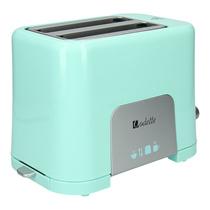 * Odette - Toaster * Local Warranty * SG Safety Mark * Pink / Mint Color * Bread * Retro * Vintage *