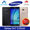 Samsung Galaxy On7 5.5 Inch 4G / LTE Smartphone / Dual-SIM / Android OS / Export Set with 6months Warranty