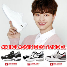 ◆送料無料◆Akiiiclassicスニーカー/ランニングシューズスポーツシューズ パンプス靴 k-pop Star AkiiiclassicシューズEXID アキクラシックスニーカー 靴