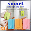 Silicone Key Case  Compact Key Holder Key Organizer Key Smart Perfect Gift for Every Occasion SG