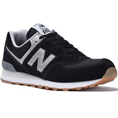 ニューバランス(newbalance)ライフスタイルスニーカーブラックグレーBLACK/GRAYML574HRMD【スニーカーメンズシューズレディースシューズカジュアルスニーカー靴】