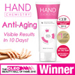 Crazy Clearance!! 100ML!⋆Hand Chemistry Intense Youth Complex⋆ | #1 SELLING ANTI-WRINKLE CREAM IN UK
