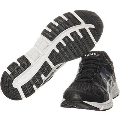 アシックス(asics)ゲルユニファイア/GEL-UNFIREランニングシューズ9096/ブラック×ロイヤルブルーTJA135【ジョギングマラソンメンズトレーニングウォーキング】
