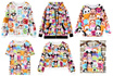 [LMC] TSUM TSUM Apparels - Hooded Jacket / Pullover / Cropped Pullover / Cropped Tank / T-Shirt ** Free Size / Unisex **