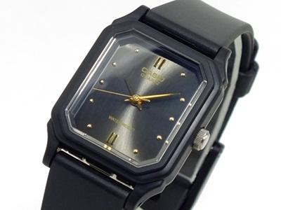 カシオ CASIO クオーツ 腕時計 レディース LQ142E-1A メタルブラックの画像