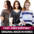 ►1 DAY HOT SALE [4/MAY NEW ARRIVALS] ►MADE IN KOREA ►FREE SHIPPING*  ►Korean Women Casual Dress Tops Leggings Pants Shorts Skirts Blouse T-Shirts Mini Midi Maxi Long Lace Plus size Toki Choi