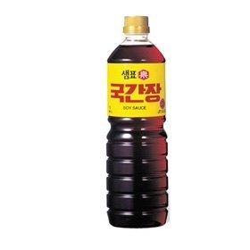 【韓国食品・韓国調味料】■泉票スープ用醤油(930ml)薄口醤油■の画像