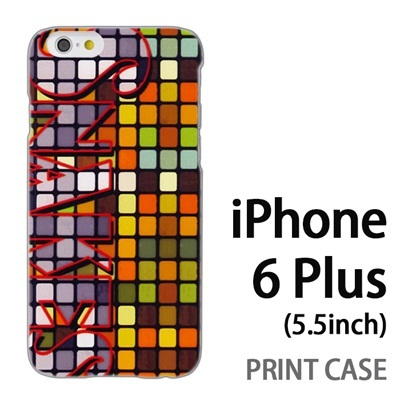 iPhone6 Plus (5.5インチ) 用『No2 74』特殊印刷ケース【 iphone6 plus iphone アイフォン アイフォン6 プラス au docomo softbank Apple ケース プリント カバー スマホケース スマホカバー 】の画像