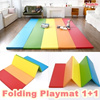 ★1+1 Play Mat★PlayBEBE Korea Premium playmat 1+1/Folding mattress/baby and kids safety mat/Playgym/Baby carpet/Non-toxic play mat/Made in korea