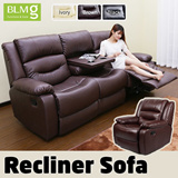 [BLMG_SG]Recliner sofa★1 seater/3 seater Premium★Couch★Sofabed★Sale★Furniture★Home Deco★Singapore★Sofa★