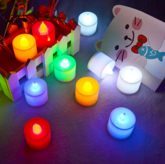Qoo10Lilin elektrik led smokeless candles LED electric candles smokeless candles HOM SJA238238264872 SJ0012 K010