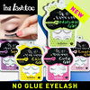 ❤FREE* $22.90 EYECRAYON❤ING LASHTOC PRE-GLUED EYELASH 34g (2 PAIRS)❤❤NO GLUE REQUIRED❤LONG-LASTING❤