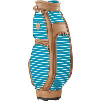 キャロウェイ(Callaway) L スタイル(L-STYLE)レディース キャディバッグ 15 JM TUR 【ウィメンズ 女性 ゴルフ カート型】の画像