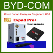 EVPAD PRO Android TV BOX Numerous Serial Drama EVPAD PRO+ Streaming box