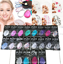 【HARI-RAYA】【PRICE DROP + FREE CASE】❤ BEAUTY SILICONE PUFF MAKEUP BLENDER SPONGE ❤ CHEAPEST IN QOO10!