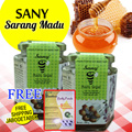 [GROUP BUY]MADU SANI - MADU SARANG PERTAMA DAN TERLARIS DI INDONESIA.100% ASLI - Madu dengan Sarang Lebah. FREE BAMBOO BELLY 5Pcs