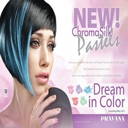 ★PRAVANA ChromaSilk★ [SILVER Color BACK IN STOCK!] Vivid hair Color // Pastel Color // Neon |
