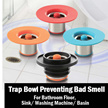 KOREA Big Hit/Cell Cleaner Drain Trap Preventing Bad Smell Harmful substances/Anti-Pest