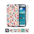 [iPLUS] iP FLOWER BUMPER CASE for Galaxy ( S6 Edge . S6 . S5 . S4 . A5 . A7 . NOTE Edge . NOTE4 . NOTE3 . NOTE2 . ALPHA . GRAND MAX ) . iPHONE 6 (4.7) . iPHONE 6 Plus (5.5) . LG G2 . LG G3