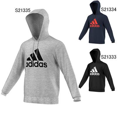 アディダス (adidas) M ESS LOGO フードトップ GWN36 [分類:スウエットシャツ・トレーナー (メンズ・ユニセックス)]の画像