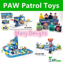 ★IMP HOUSE★[Paw Patrol Toy] 6pcs/8pcs Paw Patrol action car set with box