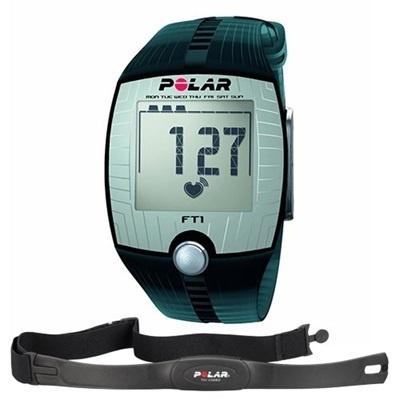 ポラール(Polar) FT1 ネイビー 90051028 【フィットネス クロストレーニング 腕時計 心拍計 ハートレート 国内正規品】の画像