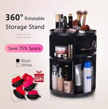 [FREE Lazy Lipstick] Rotatable Makeup Organizer - SAVE 75% SPACE