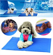 Cooling Mat Pet 3Size/Cool Mat For Dog Cat Puppy/Pet Cool Pad/Ice Pad/Car Cooling Seat Cushion