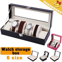 【予約】【送料無料】腕時計入れボックス/チェーンのブレスレット/ハイクオリティー/収納便利ボックス/6 sizes