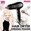 POVOS  Hair Dryer/ PH9032I/PH9022I/PH6812/ Professional Blow Dryer/ Hot wind/ Cold Wind/ Aquaion/ 2200W/ Portable/ Traveling/ Three levels/ Fast drying 【M18】
