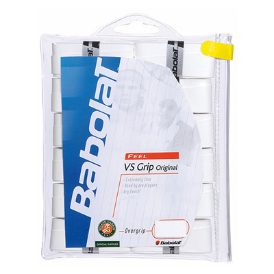 バボラ (BabolaT) VSグリップ×12 (12本入) BA654004 [分類:テニス グリップテープ]の画像