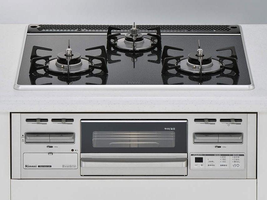 【クリックで詳細表示】【送料無料】リンナイ RS31M3A13R-VL 12A13A【ガスコンロ、ガステーブル】