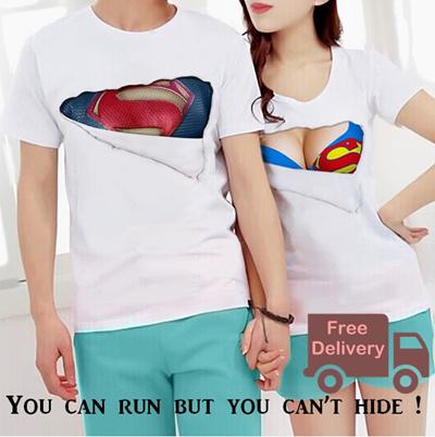 Cotton Quality Korean Design / Couple Wear / 3D T Shirt / Dress ...