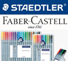 [STAEDTLER/FABER][CNY GIFT SALE] staedtler colour pencils 24 BRAND NEW Watercolour GRIP Colouring Books COLLEEN pens arts tools drawing sketching